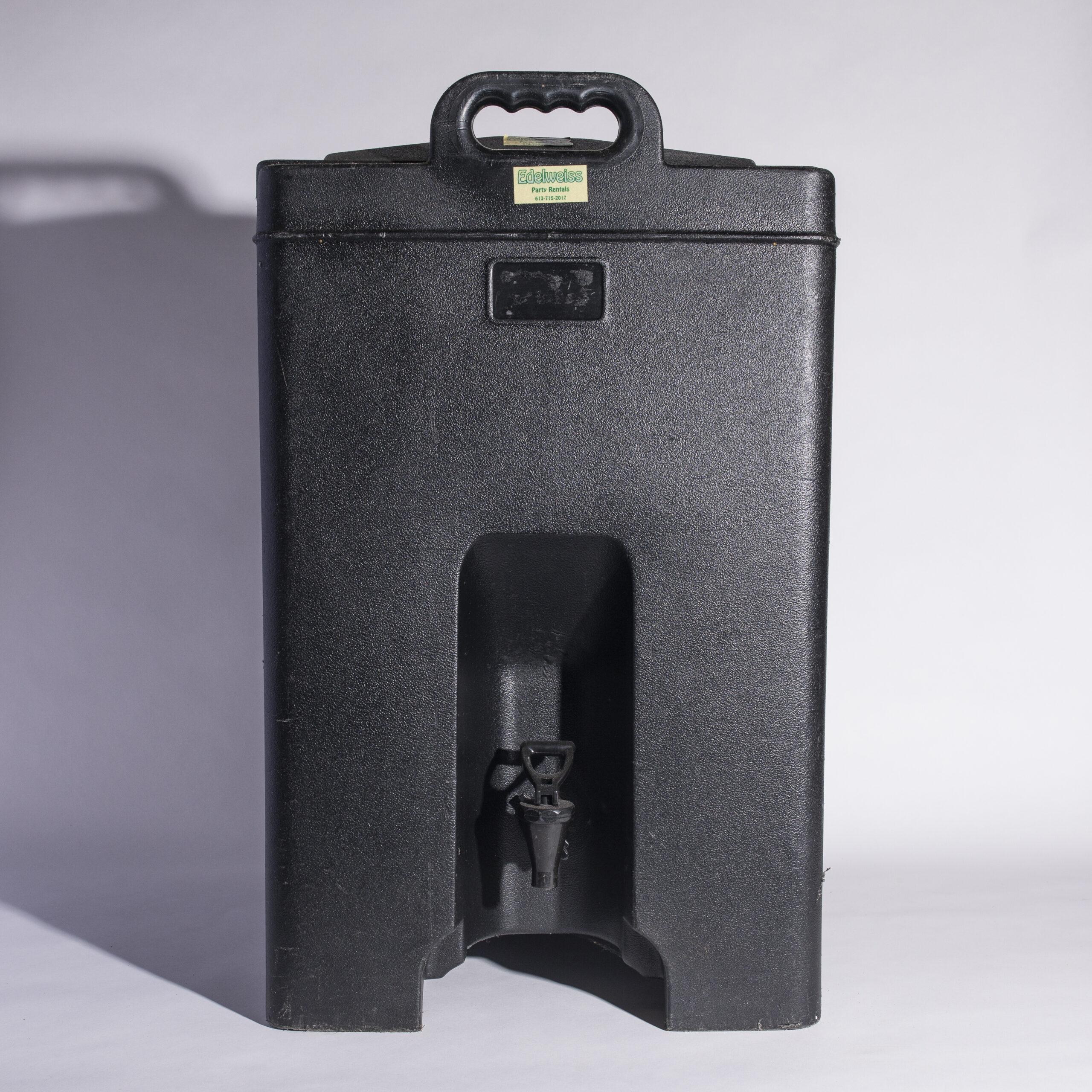 Coffee dispenser (160 cups, plastic)