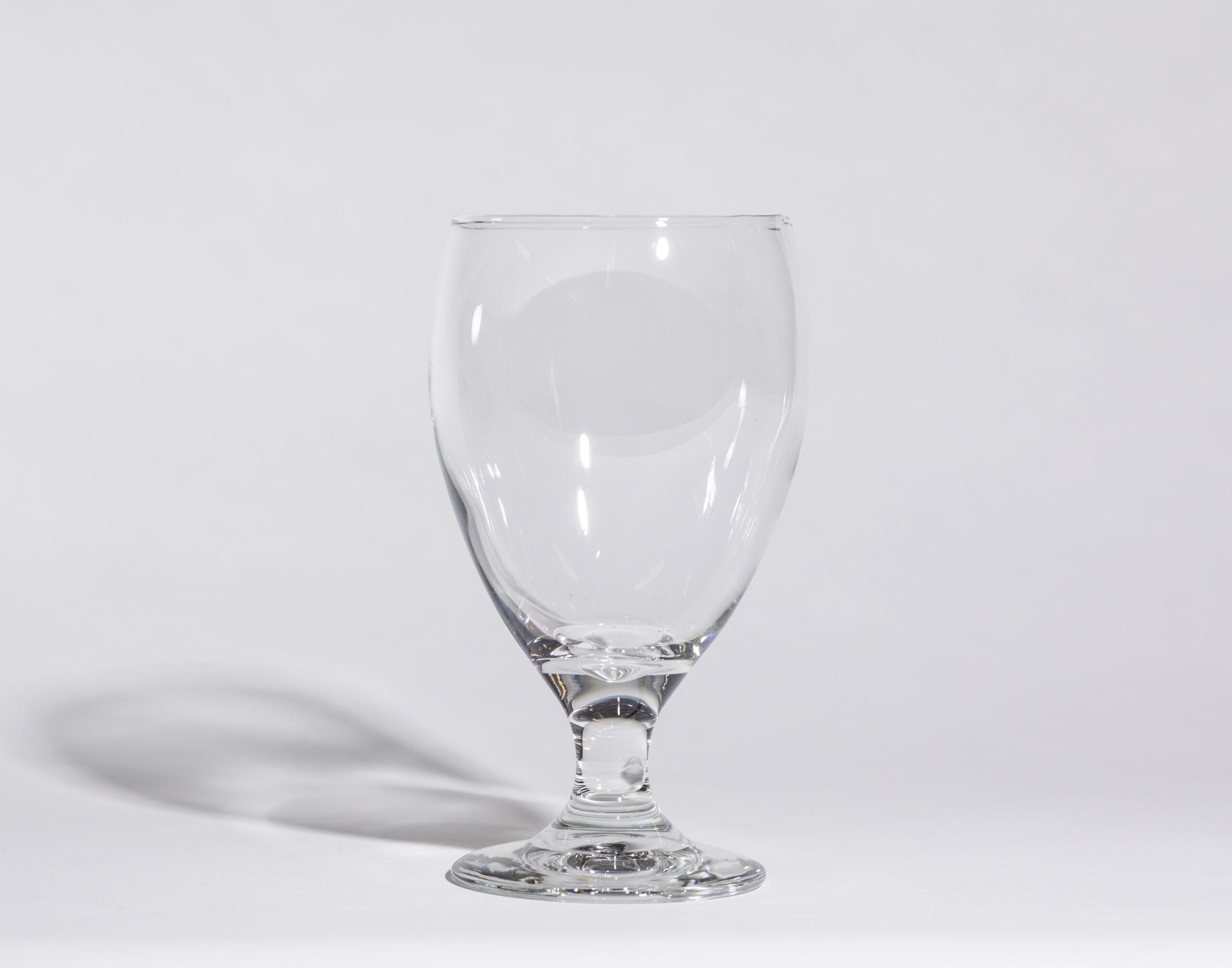 Water glasses (10oz, stemmed)