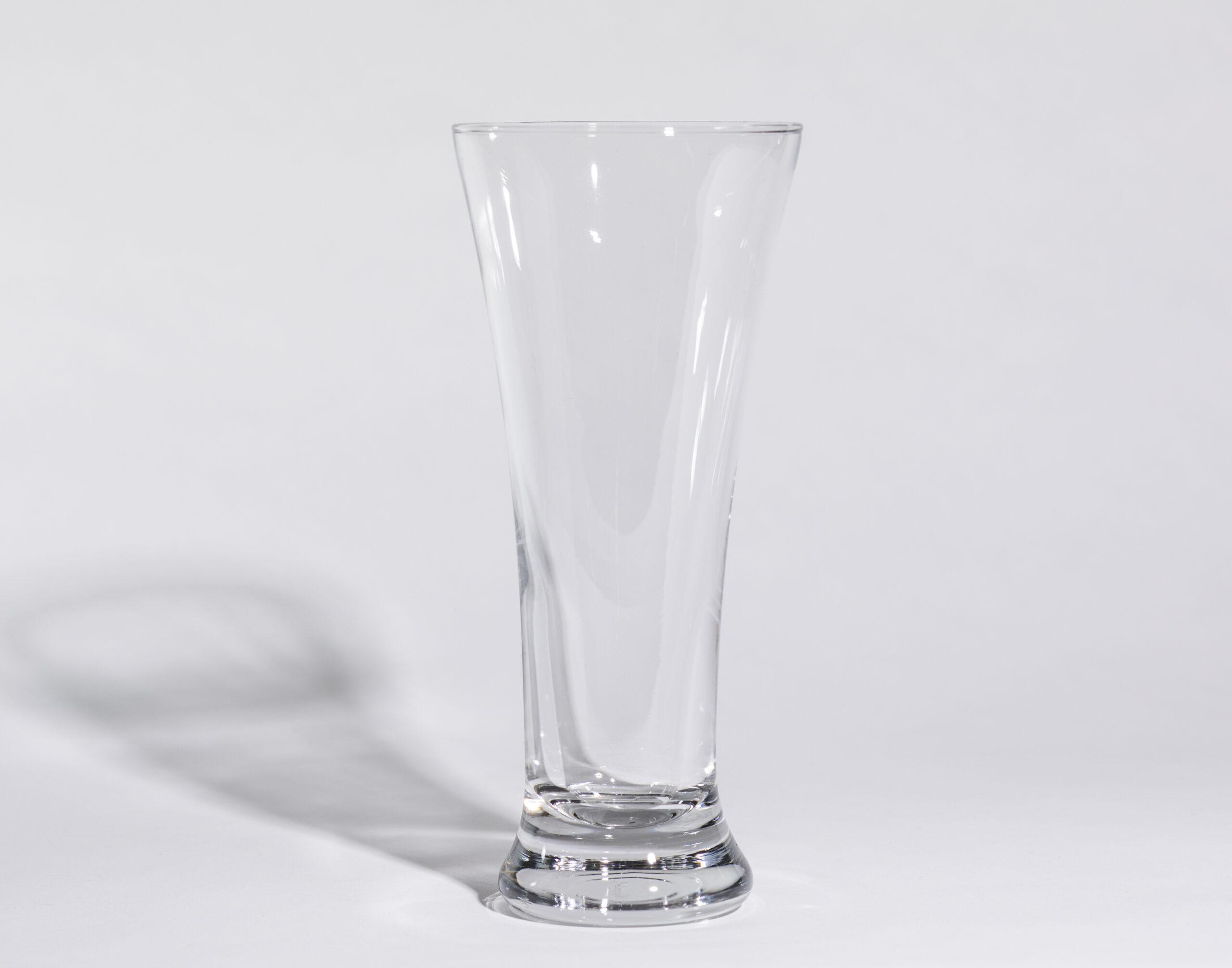 Beer glasses (12oz, stemmed)
