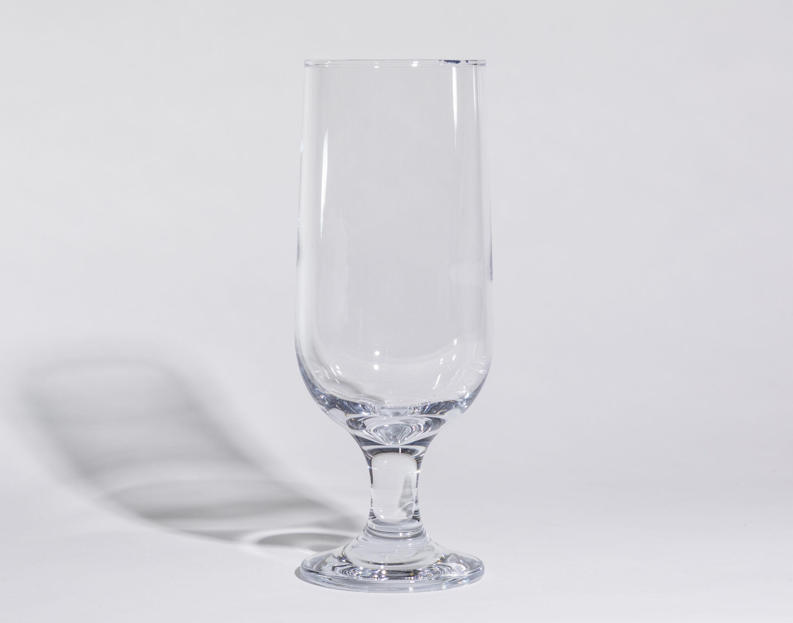 Beer glasses (14oz, stemmed)
