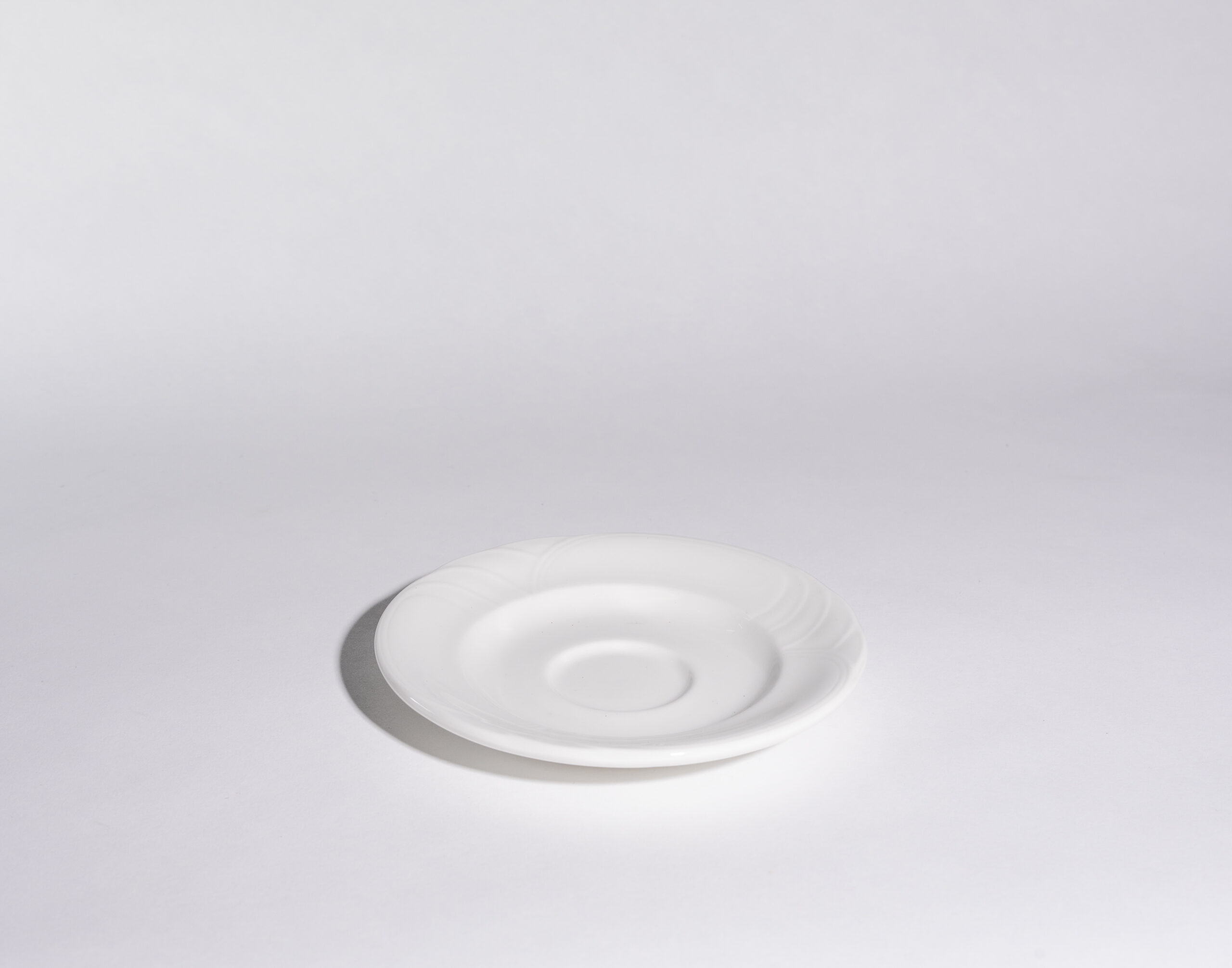 Coffee/consommé saucers