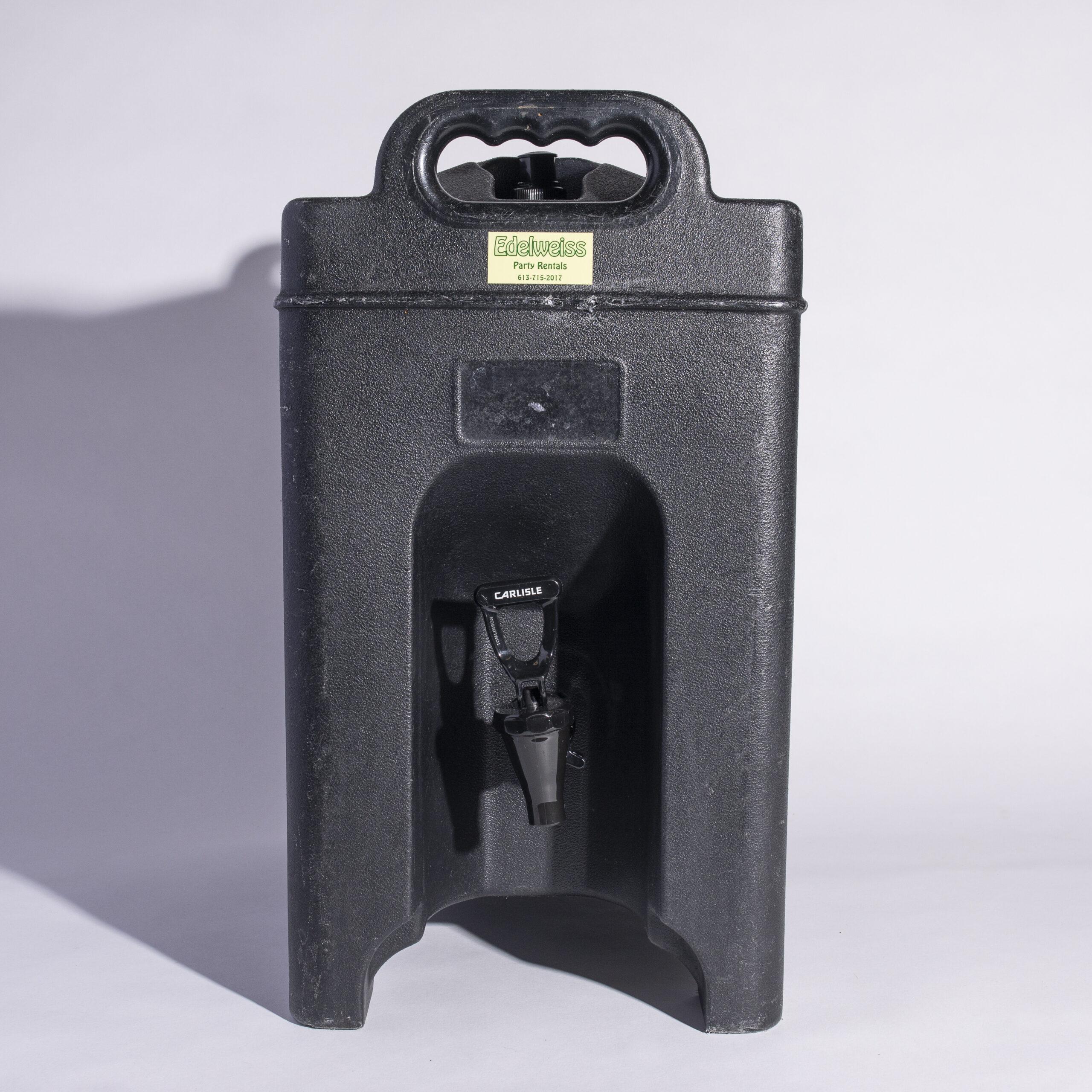 Coffee dispenser (80 cups, plastic)