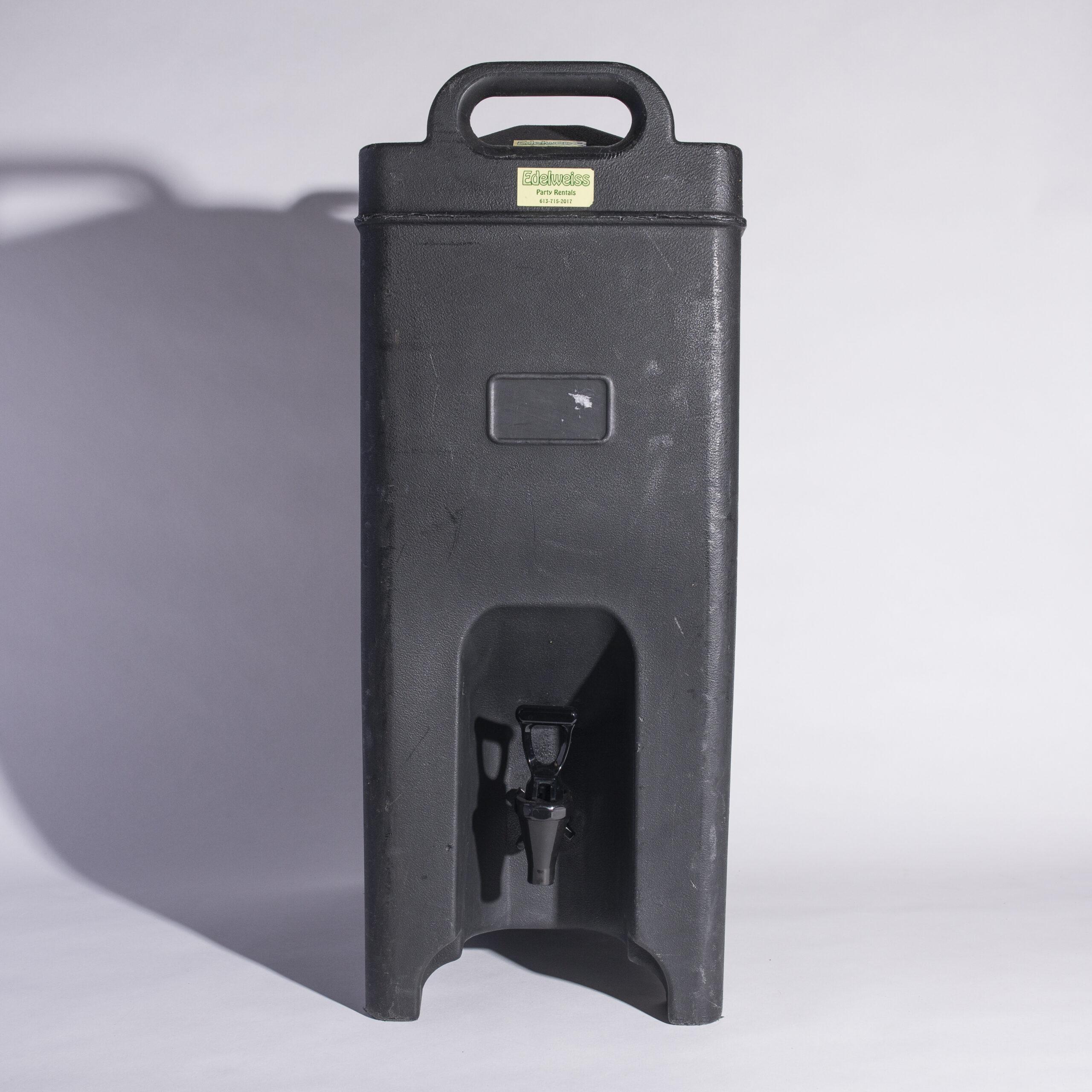Coffee dispenser (40 cups, plastic)
