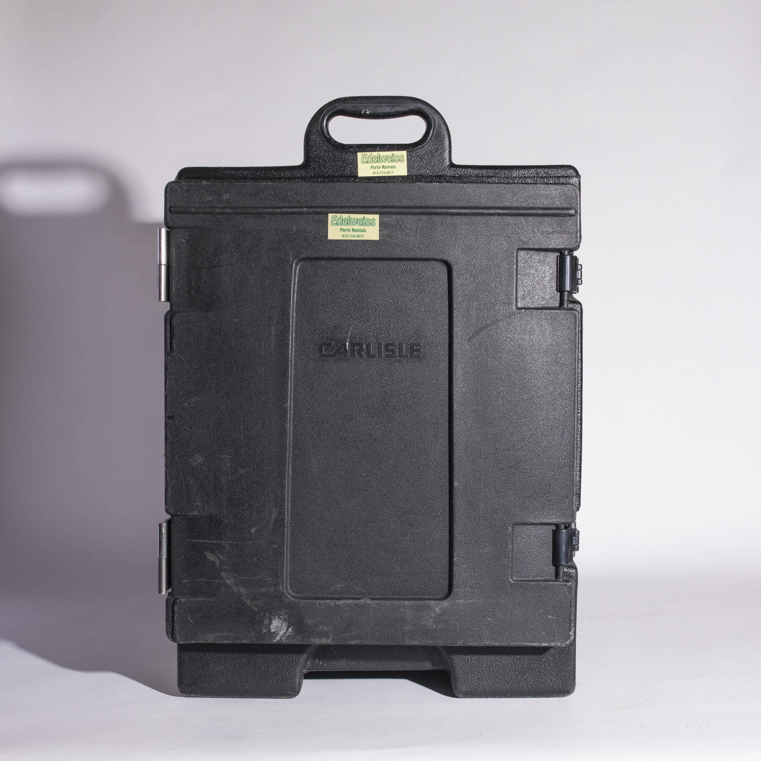 Hot box (half size, plastic)