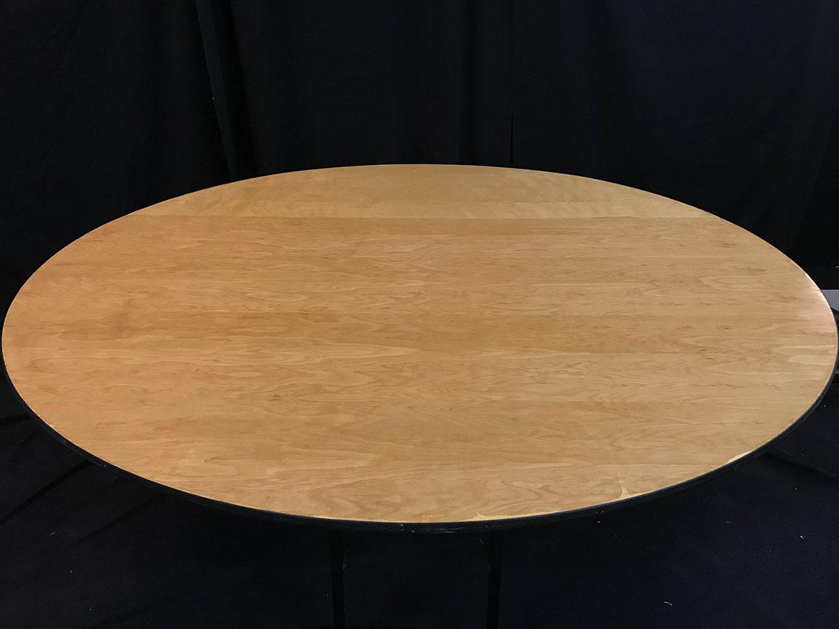 Banquet (72'', 60'' or 48'', round, wood)